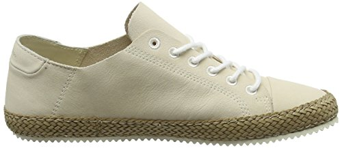 Femme Lace 80314573401200 O'polo Blanc Baskets cream Shoes Low Marc 120 RxfqvYx