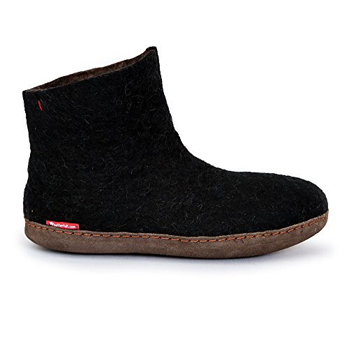 Wool Boots - 6