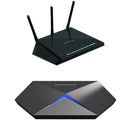 Netgear Nighthawk AC1750 Smart Dual Band WiFi Router (R67...