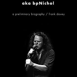 aka BpNichol Audiobook