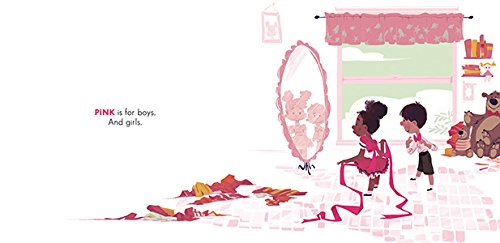 Pink Is for Boys by Running Press Kids (Image #2)
