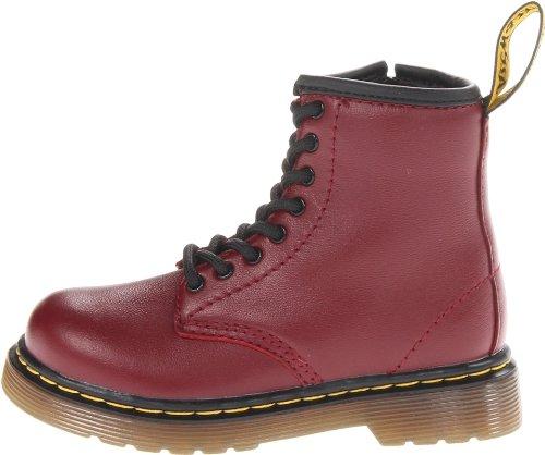 Bébé cherry Boots Mixte Martens Dr Brooklee Rosso Red x1vqRfgwB