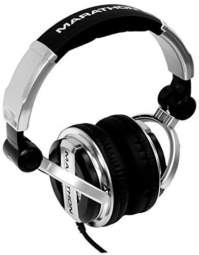 Marathon Djh-1200 Professional High Performance Stereo Dj (High Performance Dj Headphones)