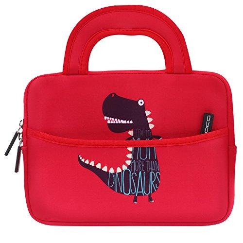 MoKo Sleeve Portable Neoprene Dinosaur