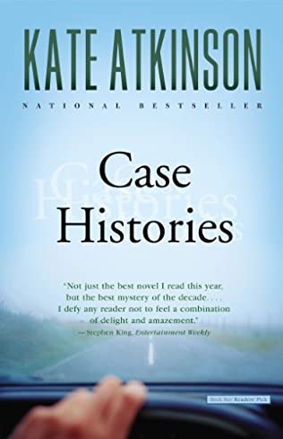 book cover of Case Histories