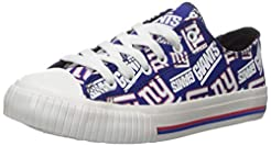 FOCO NFL Womens Low Top Repeat Print Can...