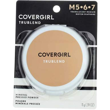 CoverGirl TRUblend Pressed Powder - Translucent Medium (4) - 2 pk