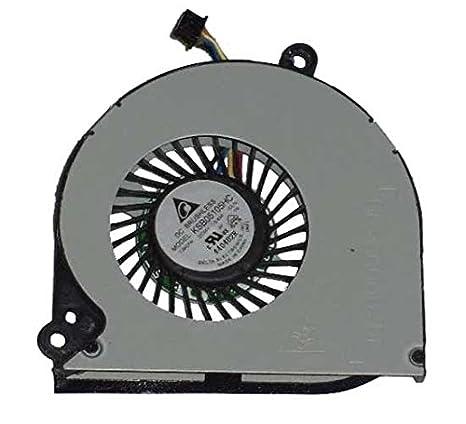 02c74f8444fe Amazon.com: qinlei New CPU Cooling Fan for Dell Latitude E7440 E7420 ...