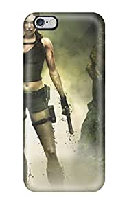 Defender Case With Nice Appearance (tomb Raider Underworld) For Iphone 6 Plus