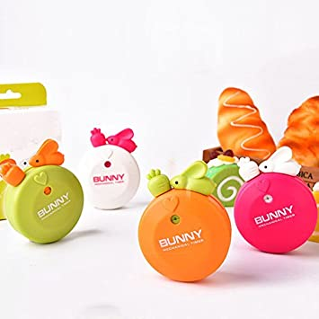 Home Appliances Rabbit Kitchen Timer Mechanical Countdown Reminder Household Accessories Buy One Give One Juicer Parts
