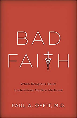 Image result for bad faith when religious belief undermines modern medicine