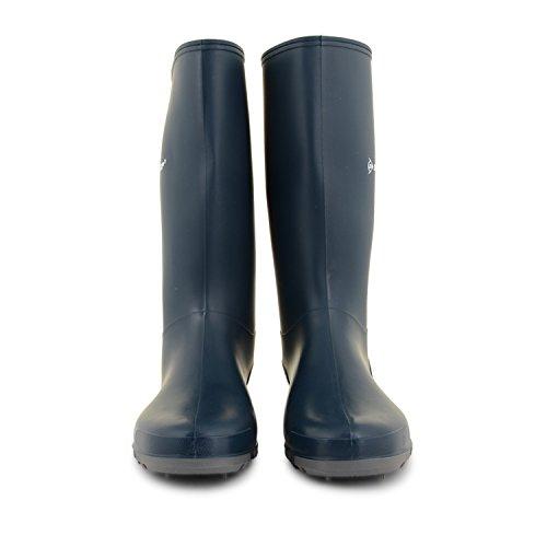 Dunlop - Botas para mujer Azul - azul marino