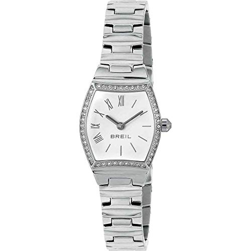 BREIL Watch Barrel Female Only Time Stainless Steel - TW1803