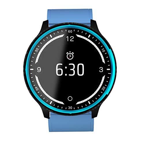 Kiar Smart Watch Waterproof Sport Activity Sleep Activity Fitness Tracker Heart Rate Smart Band Calorie Counter, Step Counter, Pedometer Walking for Men Women