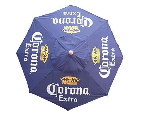 Corona Extra 9 Foot Beer Patio Umbrella Market Style