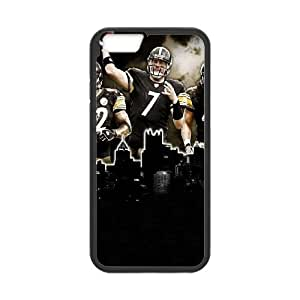 Pittsburgh Steelers iPhone 6 Plus 5.5 Inch Cell Phone Case Black kjx uxvl