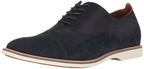 Aldo Mens Diggs Oxford Navy Suede