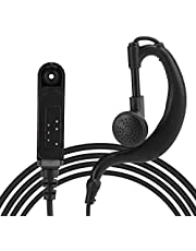 Radio Earphone Two Way Radio Earphone Monaural Earphone with Microphone for RETEVIS RT6