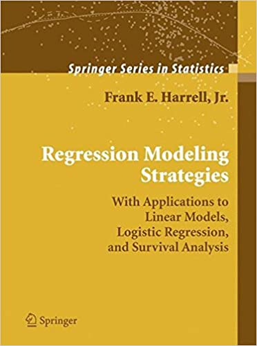 Regression Modeling Strategies: With Applications to Linear Models