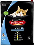 Supercoat Adult Cat Tuna & Salmon, 8kg