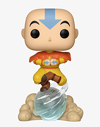 Figura Funko Pop! Aang on Airscooter Avatar The Last Airbender 541 Exclusivo