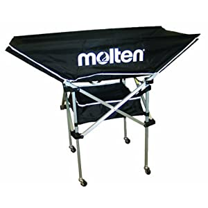 Molten Volleyball Cart, High Profile Hammock Style
