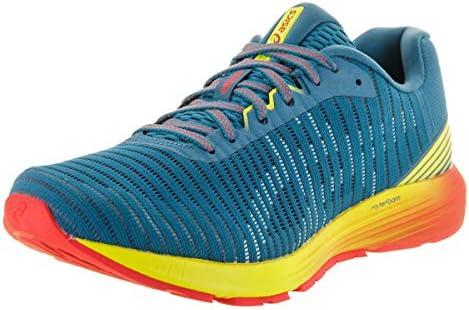 promo code daa21 90a4a ASICS Men's Dynaflyte 3 Running Shoes, 8.5M, DEEP Aqua/White ...