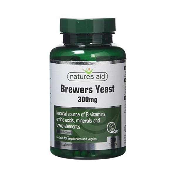 Natures-Aid-Brewers-Yeast-300-mg-500-Tablets-Natural-Source-of-B-Vitamins-Amino-Acids-Minerals-and-Trace-Elements-Vegan-Society-Approved-Made-in-the-UK