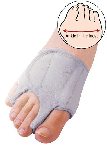 Bunion Bunionette Stretcher Regulator Support Toe Pain Relief Foot Separators Straightener (L(US7.5-9 Eur41-43)Left) by Banraishop
