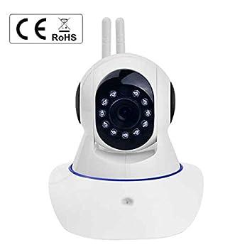 Camaras de vigilancia con alarma
