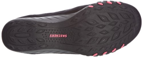 Skechers  22459, Basses femme Noir (Bkhp)