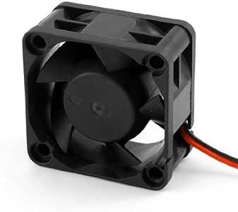SODIAL(R) Ventilador de Refrigeracion 12V CC 40mm 20mm para CPU de Computadora: Amazon.es: Electrónica