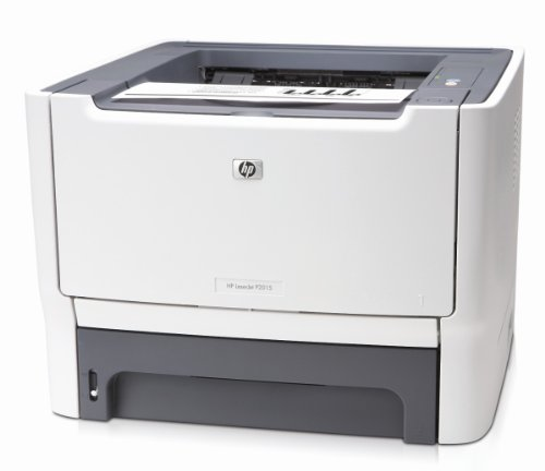 HP LaserJet P2015 USB 2.0 Monochrome Laser Printer w/Toner