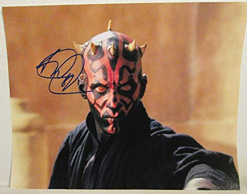 Ray Park Signed Autographed 'Star Trek' Glossy 11x14 Photo - COA Matching Holograms