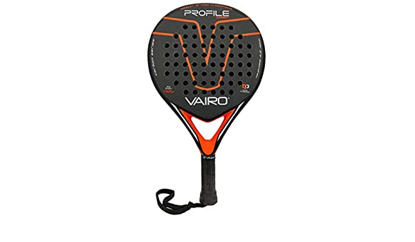 VAIRO Pala de Padel Profile Carbon: Amazon.es: Deportes y aire libre