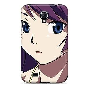 Durable Bakemonogatari Hitagi Xvii Back Case/cover For Galaxy S4