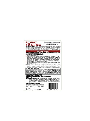 Roebic Laboratories K-77 Root Killer, 32OZ by Roebic Laboratories (Image #1)