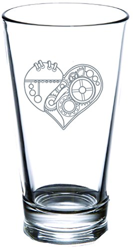 IE Laserware Horse Heartbeat etched permanently on this elegant long stemmed wineglass