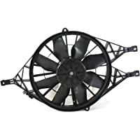 MAPM Premium DURANGO 00-03 RADIATOR FAN and MOTOR ASSEMBLY, V8, w/o Shroud, V8