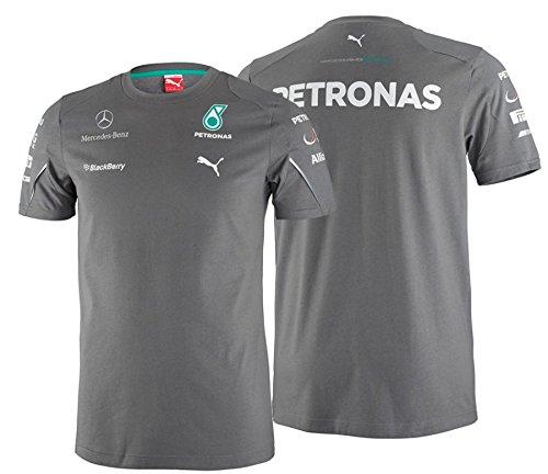 d9c65fb34815 Amazon.com  Puma Mercedes AMG Petronas F1 2014 Men s Team T-Shirt ...