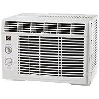 Westpointe 5,000 BTU Window Air Conditioner Mounted Mini-Compact