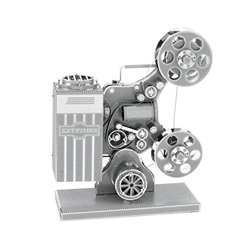 (Fascinations Metal Earth Movie Film Projector 3D Metal Model Kit)