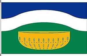 Pequeño Bandera gönnebek–20x 30cm–Bandera y