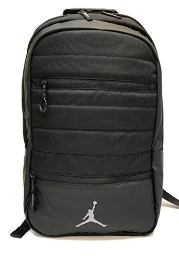 - Nike AIR JORDAN AIRBORNE Backpack (Black)