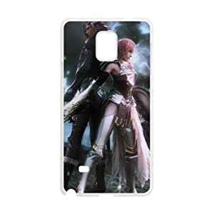 Samsung Galaxy Note 4 Cell Phone Case White Final Fantasy G7682900