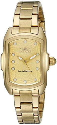 Invicta Women's 15849 Lupah Analog Display Quartz Gold Watch