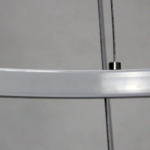 LightInTheBox 30W Pendant Light Modern Design//LED Ring//100~120V//Special for Office,Showroom,LivingRoom