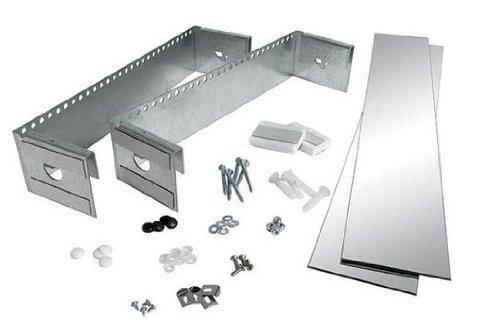 Jensen 760024 24-Inch Side Mirror Kit for 4-Inch Surface Mount by Jensen by Jensen