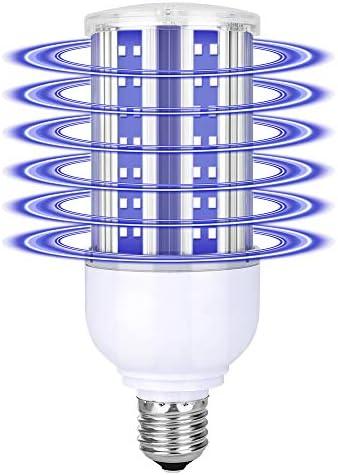 80W UV-Keimtötungslampe, ZHENREN UV-Maisbirne, Desinfektionslampenrohr, E27-Desinfektionslampensterilisation für das Home Hotel
