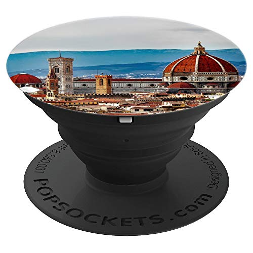 (Florence Landscape design - PopSockets Grip and Stand for Phones and Tablets )